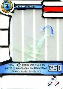 Redakai Power Pack Single Card Rare #3089 Magna Pulse BLOWOUT SALE!