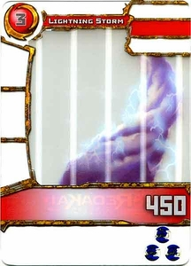 Redakai Power Pack Single Card Common #3092 Lightning Storm