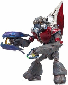 Halo 3 McFarlane Toys Series 6 [MEDAL EDITION] Action Figure RED Grunt