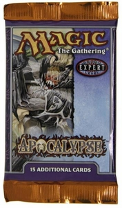 Magic the Gathering Apocalypse Booster Pack [15 cards]