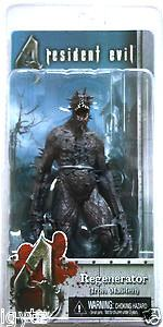 NECA Resident Evil 4 Series 2 Action Figure Iron Maiden Regenerator