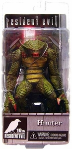 NECA Resident Evil 10th Anniversary Series 2 Action Figure Hunter