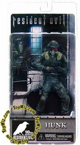 NECA Resident Evil 10th Anniversary Series 1 Action Figure Hunk
