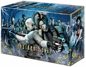 Resident Evil Deck Building Card Game Alliance Base Set [250 Cards]
