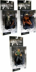 NECA Resident Evil Archives Series 1 Set of 3 Action Figures [Redfield, Licker & Zombie]