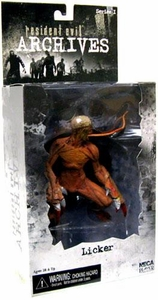 NECA Resident Evil Archives Series 1 Action Figure Licker