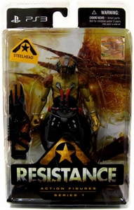 DC Direct Resistance Action Figure Steelhead