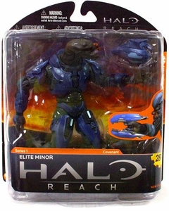 Halo Reach McFarlane Toys Series 1 Action Figure Elite Minor