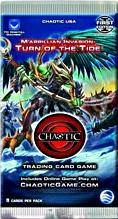 Chaotic Card Game Series 6 M'arrillian Invasion: Turn of the Tide Booster Pack