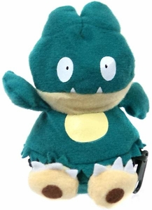Pokemon Banpresto 3 Inch Mini Plush Reversible Pokeball to Pokemon Munchlax