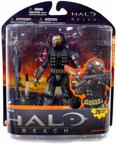 Halo Reach McFarlane Toys Series 1 Action Figure Emile [Noble 4]
