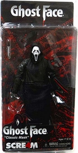 NECA Cult Classics Series Action Figure Ghost Face {Classic Mask} [Scream 4]