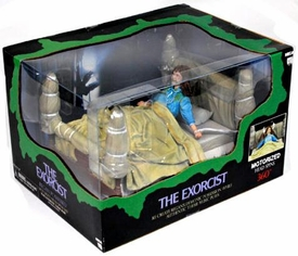 NECA Cult Classics Deluxe Electronic Action Figure Boxed Set The Exorcist [Possessed Regan]