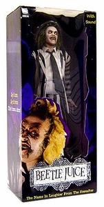 NECA Cult Classics Hall of Fame 18 Inch Action Figure with Sound Beetlejuice