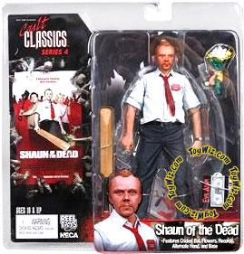 NECA Cult Classics Series 4 Action Figure Shaun [Shaun of the Dead]