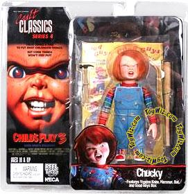 NECA Cult Classics Series 4 Action Figure Chucky [Child's Play 3]