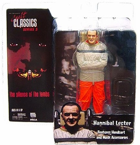NECA Cult Classics Series 5 Action Figure Hannibal Lecter [Silence of the Lambs]