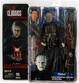NECA Cult Classics Hall of Fame Series 1 Action Figure Pinhead