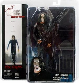 NECA Cult Classics Hall of Fame Series 1 Action Figure The Crow
