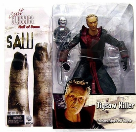 NECA Cult Classics Hall of Fame Action Figure Jigsaw Killer [Saw II]