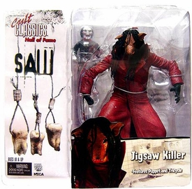 NECA Cult Classics Hall of Fame Action Figure Jigsaw Killer [Saw III]