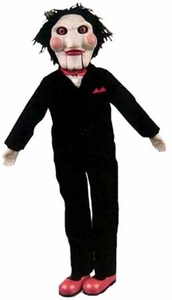 NECA Saw 20 Inch Deluxe Plush Figure Billy the Jigsaw Puppet