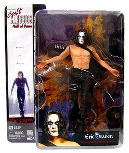 NECA Cult Classics Hall of Fame Series 3 Action Figure Eric Draven [The Crow]