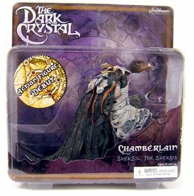 NECA Cult Classics Hall of Fame 7 Inch Action Figure Chamberlain {Skeksil, The Skeksis} [Dark Crystal]