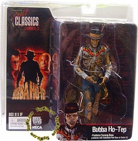 NECA Cult Classics Series 3 Action Figure Bubba Ho-Tep [Bubba Ho-Tep]