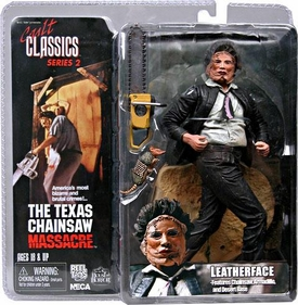 NECA Cult Classics Series 2 Action Figure Leatherface [Texas Chainsaw Massacre]