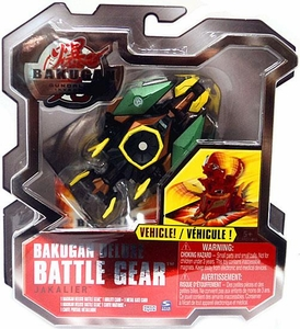 Bakugan Deluxe Electronic Battle Gear Darkon [Black] Jakalier
