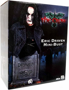 NECA The Crow Limited Edition Mini Bust Eric Draven Only 5,000 Made!
