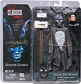 NECA Cult Classics Series 2 Action Figure Frank the Bunny [Donnie Darko]