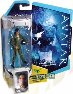James Cameron's Avatar Movie 3 3/4 Inch RDA Action Figure Trudy Chacon