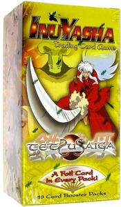 InuYasha Trading Card Game Tetsusaiga Booster Box [10 Packs]