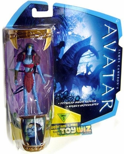 James Cameron's Avatar Movie 3 3/4 Inch Na'vi Action Figure Eytukan