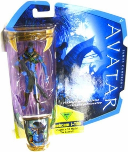 James Cameron's Avatar Movie 3 3/4 Inch Na'vi Action Figure Jake Sully Final Battle Warrior [Na'Vi Avatar] BLOWOUT SALE!