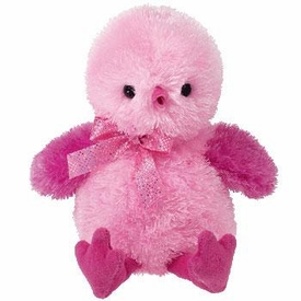 Ty Beanie Baby Pinkys Chenille the Chick
