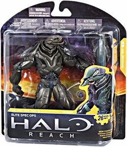 Halo Reach McFarlane Toys Series 3 Action Figure Elite Special Ops