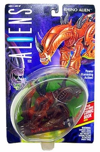 Aliens Kenner Vintage 1992 Action Figure Rhino Alien [Power Ramming Action]