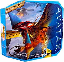 James Cameron's Avatar Movie Collectible Deluxe Figure Leonopteryx