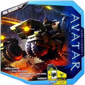 James Cameron's Avatar Movie Toy RDA Combat Vehicle RDA Grinder