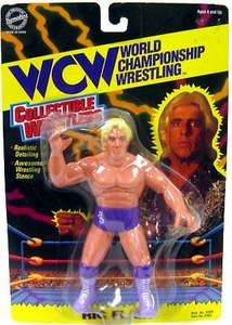 WCW Toymakers Wrestling Action Figure Ric Flair