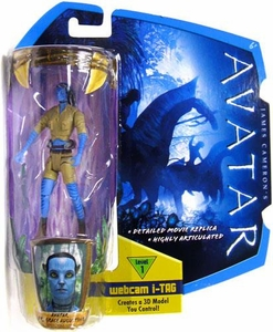 James Cameron's Avatar Movie 3 3/4 Inch RDA Action Figure Dr. Grace Augustine in Civilian Clothes [Na'Vi Avatar]
