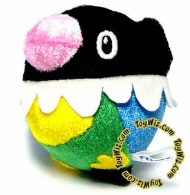 Pokemon Japanese Plush Bath Toy Chibi Chatot