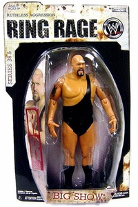 WWE Wrestling Ruthless Aggression Series 38.5 Action Figure Big Show