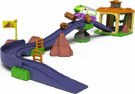 Chuggington Construction Mega Bloks Set #96624 Go Koko Go!