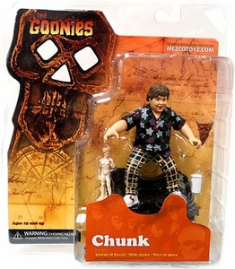 Mezco Toyz Goonies 7 Inch Stylized Action Figure Chunk
