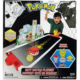 Pokemon Black & White City Battle Playset