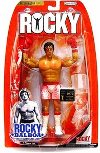 Jakks Pacific Best of Rocky Series 1 Action Figure Rocky Balboa [Rocky I Vs. Creed Post Fight]